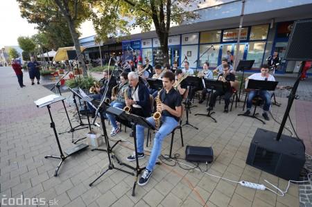 Foto: Koncert súborov ZUŠ L. Stančeka na námestí v Prievidzi 23