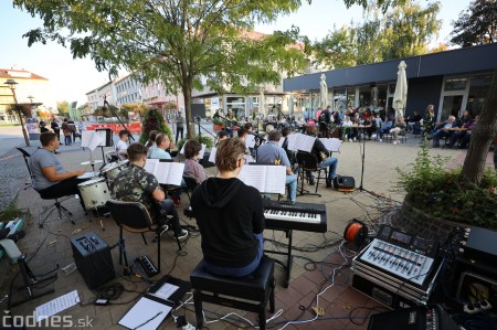 Foto: Koncert súborov ZUŠ L. Stančeka na námestí v Prievidzi 24