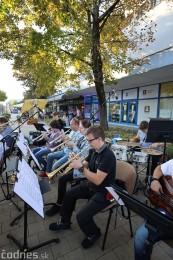 Foto: Koncert súborov ZUŠ L. Stančeka na námestí v Prievidzi 26