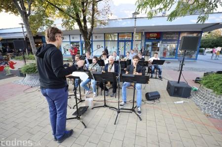 Foto: Koncert súborov ZUŠ L. Stančeka na námestí v Prievidzi 33