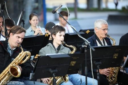 Foto: Koncert súborov ZUŠ L. Stančeka na námestí v Prievidzi 35
