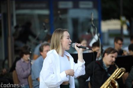 Foto: Koncert súborov ZUŠ L. Stančeka na námestí v Prievidzi 62