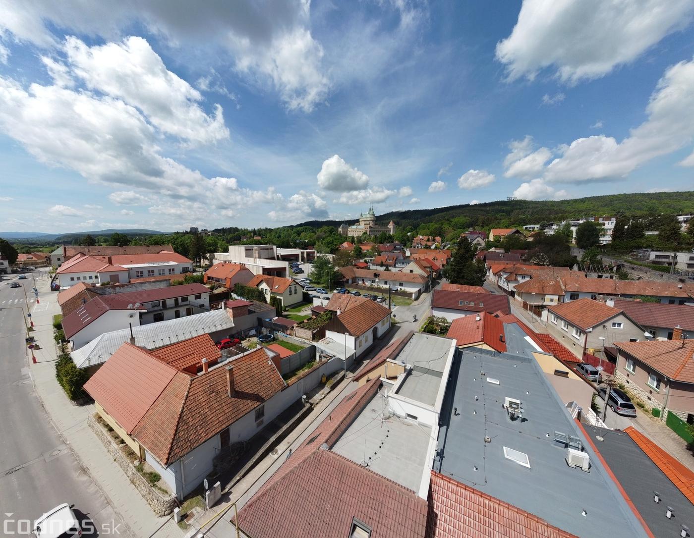Mesto Bojnice chce ponúknuť za prihlásenie na trvalý pobyt peňažný príspevok