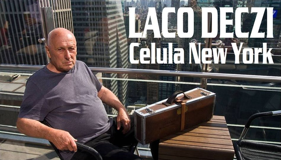 Laco Déczi & Celula New York v Tramtárii