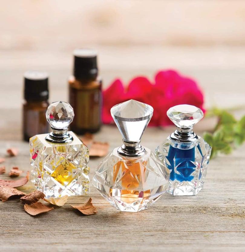 Workshop ,,Vôňa duše'' osobný harmonizačný parfém.